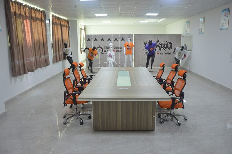 Silicone Ink Manufacturer Meeting Room