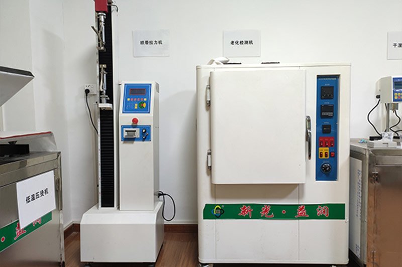 Silicone Ink Manufacturer Testing Equipment