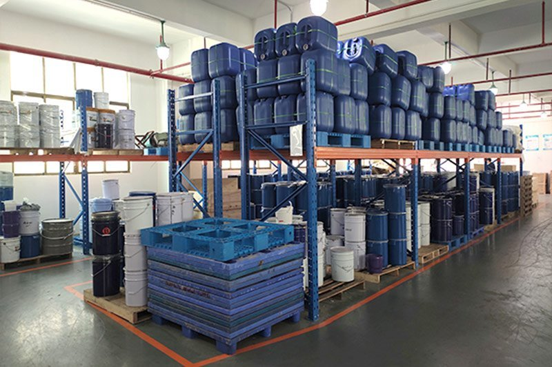 Silicone Ink Manufacturer Warehouse